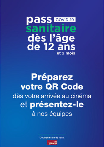 PASS SANITAIRE 12 ANS