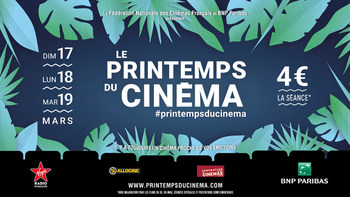 PRINTEMPS DU CINEMA